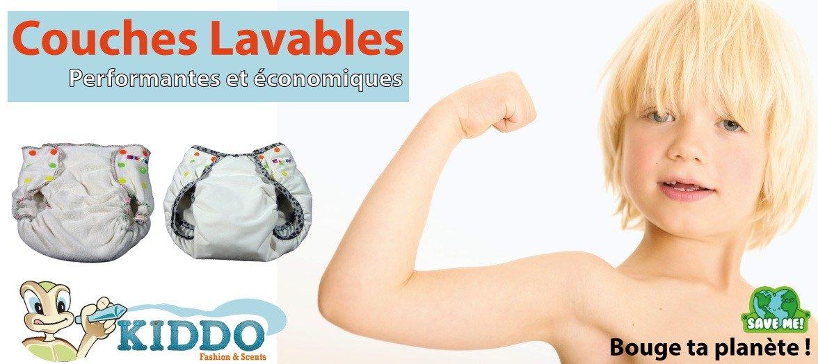 Les couches Lavables pour le pipi au lit et l'incontinence