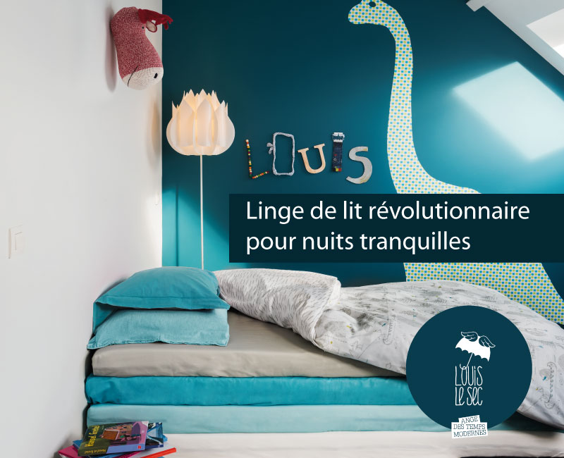 protection lavable de literie contre les fuites urinaires. Black Bedroom Furniture Sets. Home Design Ideas