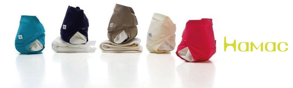 Cloth Diapers - HAMAC