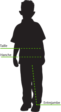 Tableau Taille Woxers Adulte