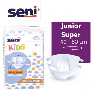 SENI Kids Junior Super +20 kg - à l'unité SE-094-JS30-G01-UNIT par SENI