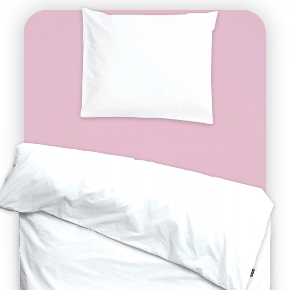 drap housse peach pink louis le sec bed wet store
