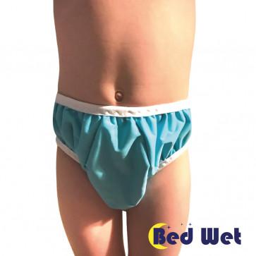 Culotte Ethan garçon avec poche ethan.blue par KIDDO