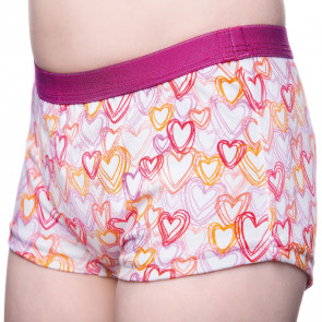 Shorty Dry&Cool Fille Hearts dryandcool.hearts par DRY AND COOL