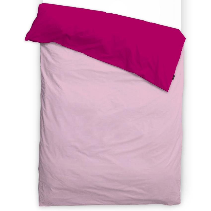 Housse de couette pink on pink louis le sec bed wet store - Housse de couette jersey ...