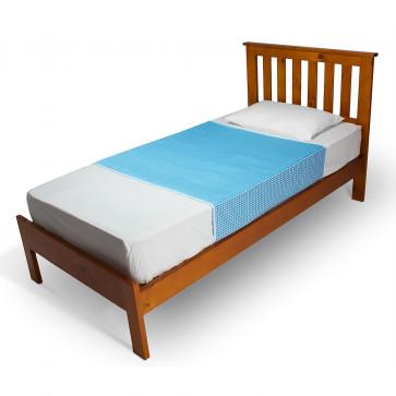 al se bordable et imperm able pour lit 1 pers bed wet store. Black Bedroom Furniture Sets. Home Design Ideas