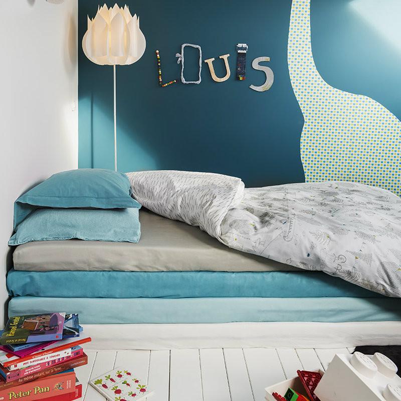 Housse de couette foret louis le sec bed wet store for Housse de couette liou