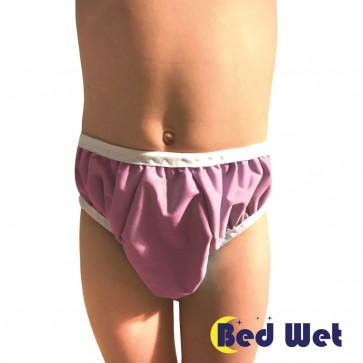 Culotte Léa fille avec poche lea.rose par KIDDO