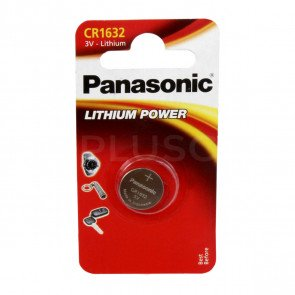 Pile CR1632 3V Lithium PANASONIC © CR1632 par PANASONIC