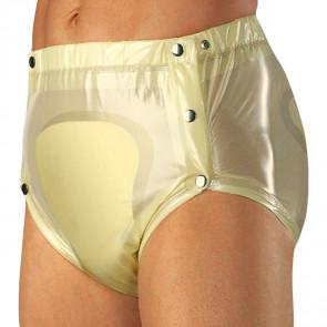 Culotte Adulte plastique ouvrante (Jaune) - 1249 1249.002 par SUPRIMA