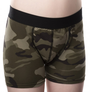 Boxer Dry&Cool Garçon Army dryandcool.army par DRY AND COOL