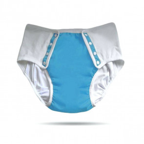 Couche Snap-on Adulte - Aquanaut AD-SO-AQUA par SUPER UNDIES
