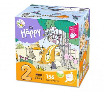 Happy Mini (3 - 6 kg) T2 - 156 couches BB-054-MI78-008-big par HAPPY