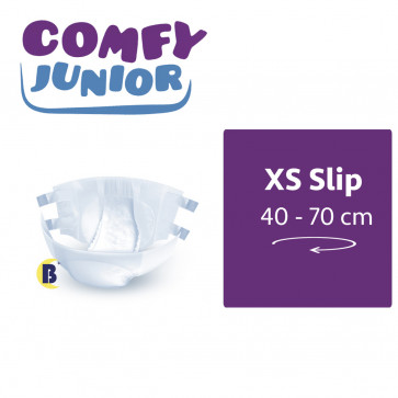 iD Comfy Junior Slip XS - à l'unité 5501025140-UNIT par ONTEX-ID