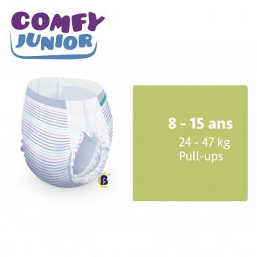 iD Comfy Junior Pants 8 - 15 ans - à l'unité 5501245140-UNIT par ONTEX-ID