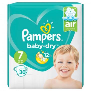 Pampers Baby-Dry 7 Pampers.baby-dry-7-28 par PAMPERS