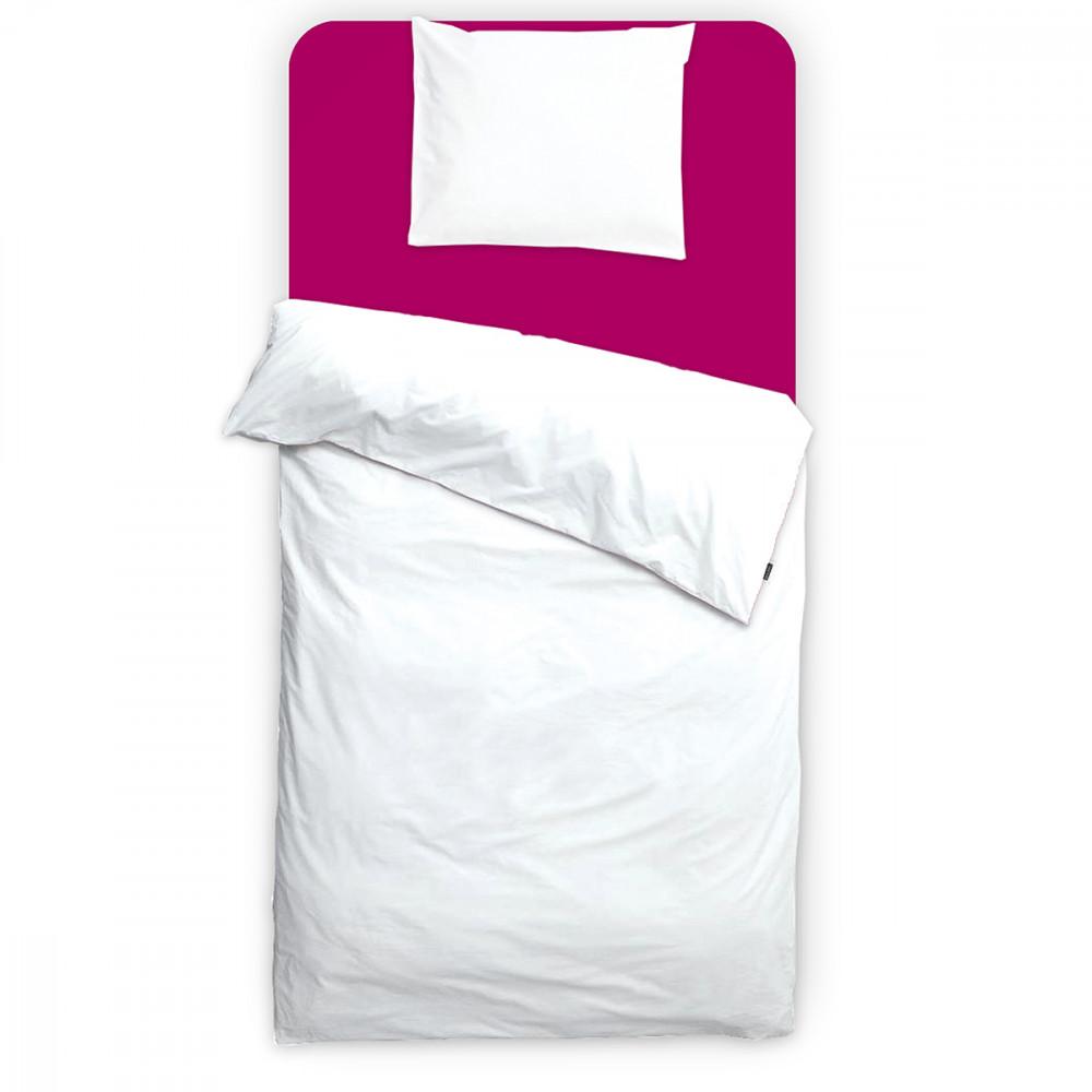 Drap housse berry pink louis le sec bed wet store for Les draps housse