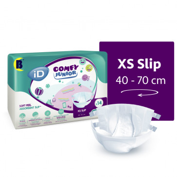 iD Comfy Junior Slip XS 5501025140 par ONTEX-ID