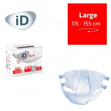 iD Expert Slip Maxi Prime L - à l'unité 56303100150-UNIT par ONTEX-ID