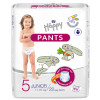 Happy Pants Couches Culottes Junior  (11 - 18 kg) T5 - 22 unités