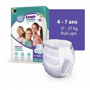iD Comfy Junior Pants 4 - 7 ans 5501135140 par ONTEX-ID