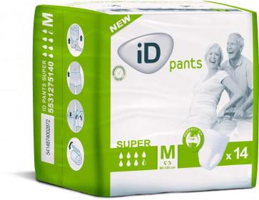 iD Pants Super M 5531275140 par ONTEX-ID