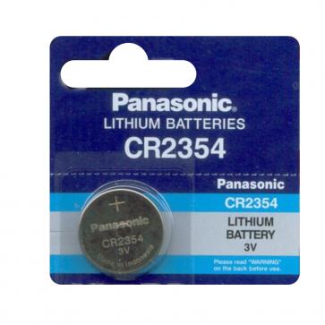 Pile CR2354 3V Lithium PANASONIC © CR2354 par PANASONIC