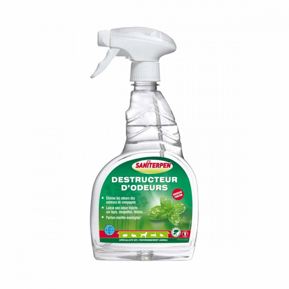 Neutraliseur d 39 odeur urine pipi au lit sang sueur - Enlever l odeur d urine sur un matelas ...