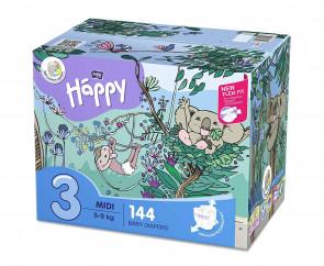 Happy Midi (5 - 9 kg) T3 - 144 couches BB-054-MU72-004-big par HAPPY