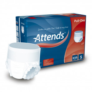 ATTENDS Pants Pull-Ons 5 XXS 203897 par ATTENDS