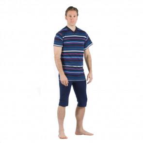Grenouillère Homme courte 1 FE en Jersey - 1055 1055 par 4CARE