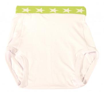 Culotte Arthus Coton Uni Blanc ARTHUS-BL par KIDDO