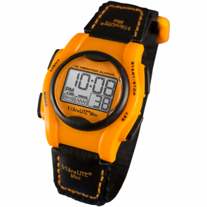 Montre VibraLITE Mini - Vibrante Orange VMVOR par VIBRALITE