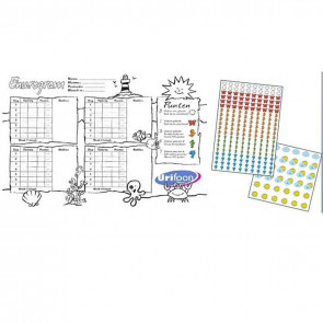 Calendrier et Stickers Uriflex scorecardfr.stickers par URIFLEX