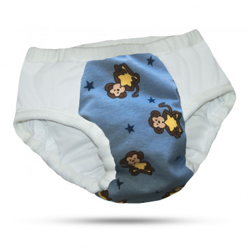 Super Undies adulte - Monkey AD-BW-Monk par SUPER UNDIES