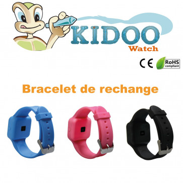 Bracelet de Remplacement Kidoo Watch ® KWW par BED WET