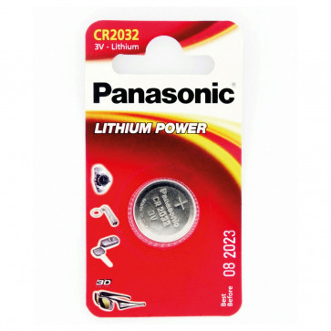 Pile CR2032 3V Lithium PANASONIC © CR2032 par PANASONIC