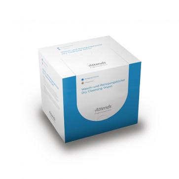 ATTENDS Care Dry Cleansing Wipes - Lingettes de toilette sèche 204115 par ATTENDS