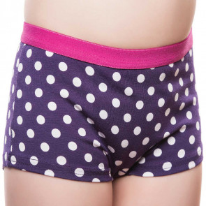 Shorty Dry&Cool Fille Purple dryandcool.purple par DRY AND COOL