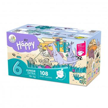 Happy Junior Extra (+16 kg) T6 - 108 couches BB-054-JX54-014-big par HAPPY