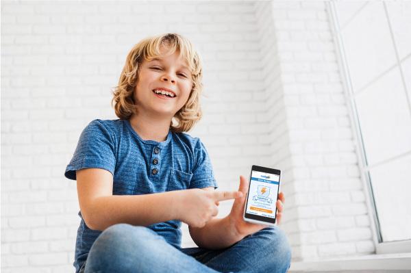 Nouvelle Application Rodger pour Smartphone