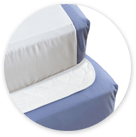 Washable Underpads, duvets cover and matress covers