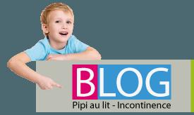 Premier Blog Français sur le Pipi au lit et l'incontinence chez les enfants