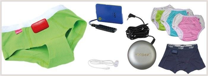 Tous les Accessoires pour les Alarmes pipi stop pour réparer ou ajouter des fonctions et des options