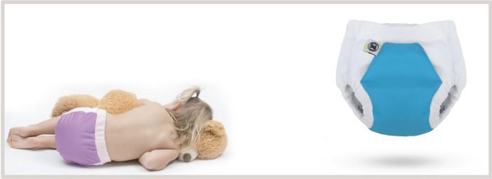 Culottes pour le Pipi au lit très absorbantes pour enfants souffrants d'incontinence et d'énurésie