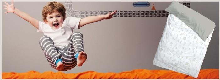 Protection de la couette contre le pipi au lit et l'incontinence