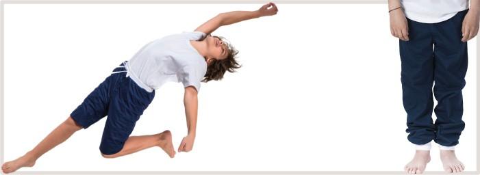 Pyjamas absorbants pour le pipi au lit des enfants et des adultes