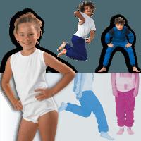 Vêtement pour pipi au lit et incontinence enfant et adulte