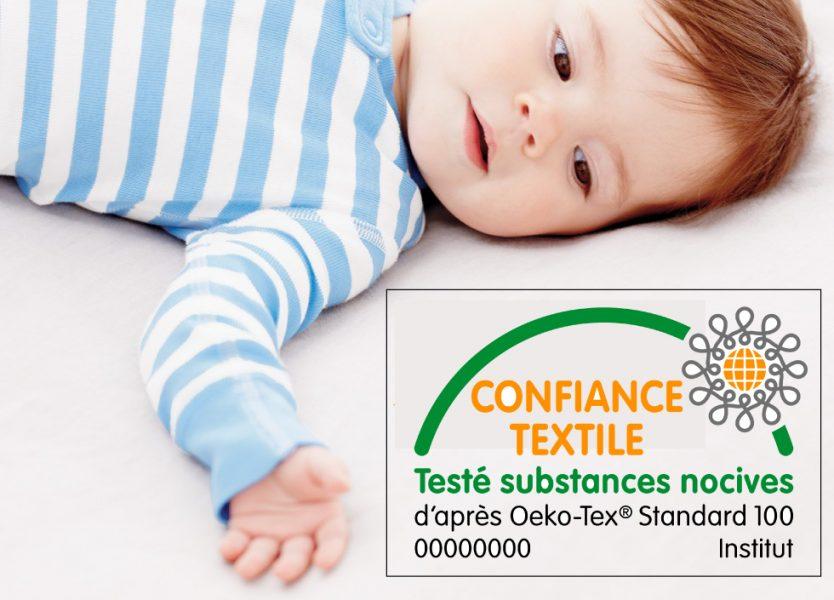 Informations sur la norme : OEKO-TEX® Standard 100