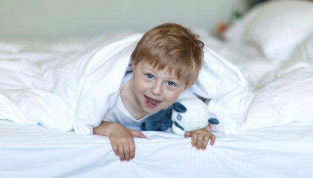 Aider votre enfant à mieux dormir la nuit